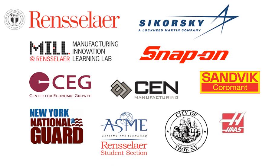 NMD 2018 Sponsors