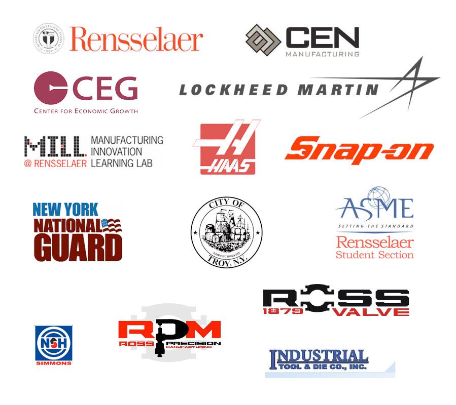 NMD sponsor logos for 2020
