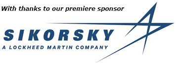 With thanks to our premiere sponsor Sikorsky